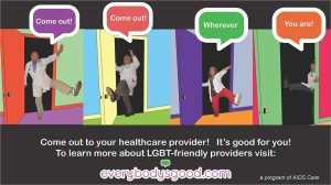 LGBT Health Poster