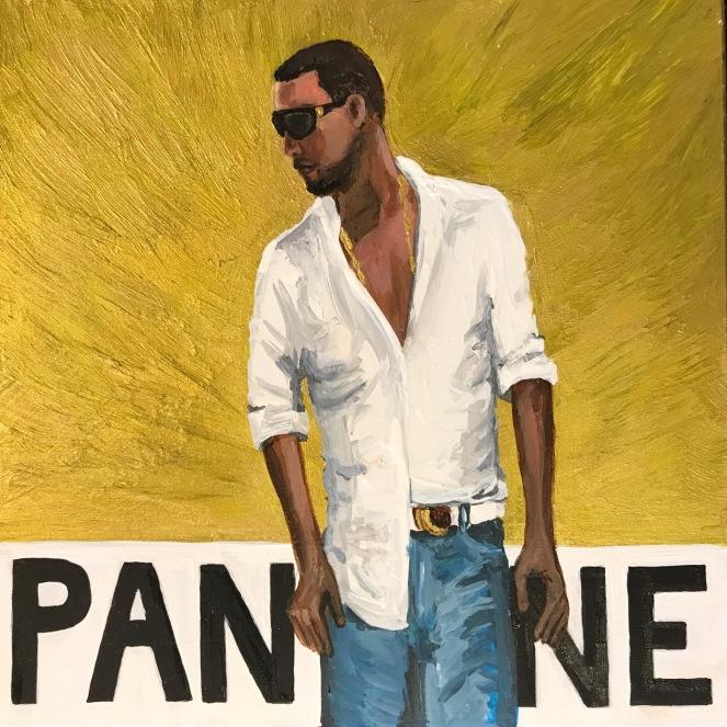 Pantone 16-0836 - Rich Gold Digger | 2017 | NFS