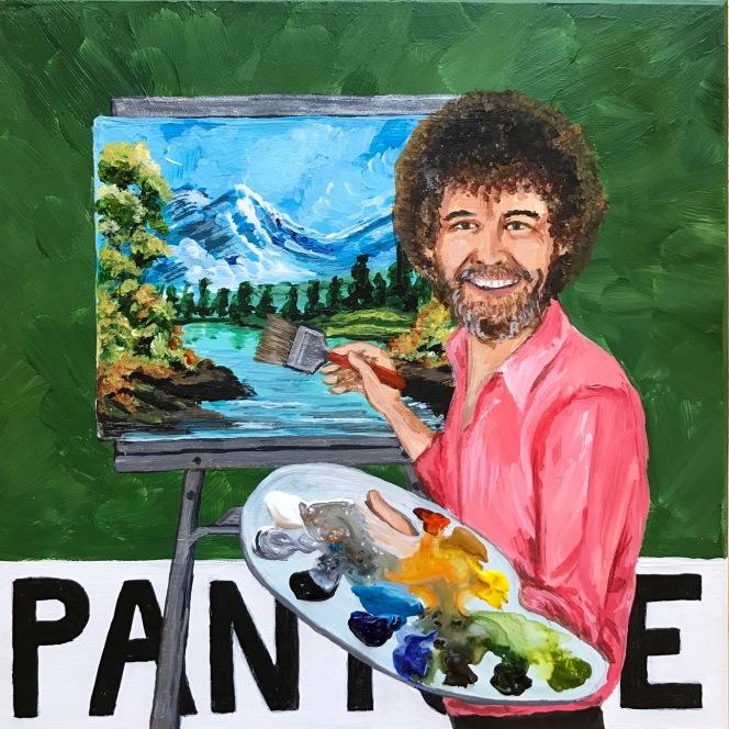 Pantone 18-0135 - Happy Little Treetop (Bob Ross)