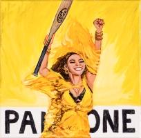 Beyonce Lemonade Pantone