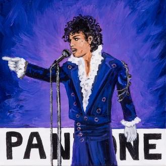 Prince Pantone Purple Rain