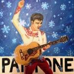 Elvis Presley Blue Christmas Pantone Cohber