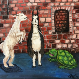 Ahiṃsā – The Llama of Non-Violence | 2017 | NFS