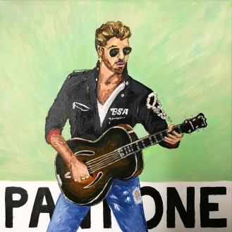 Pantone 12-5404 Careless Whisper Green (George Michael) | 2017 | Currently available at Whitman Works