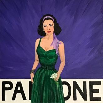 Pantone 18-3838 Ultra Violet Elizabeth Taylor