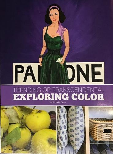 Pantone 18-3838 Ultra Violet (Elizabeth Taylor)