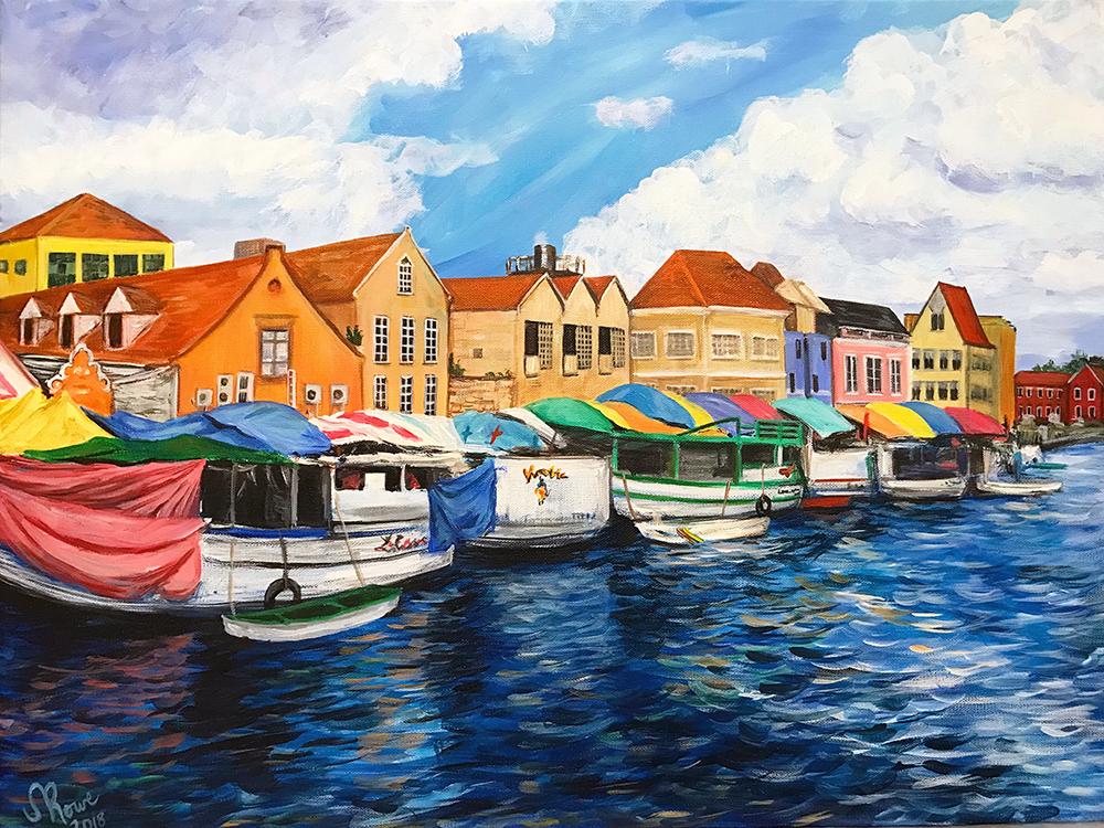 Floating Market Curaçao