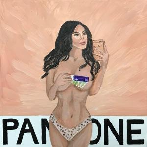 Kim Kardashian, Pantone