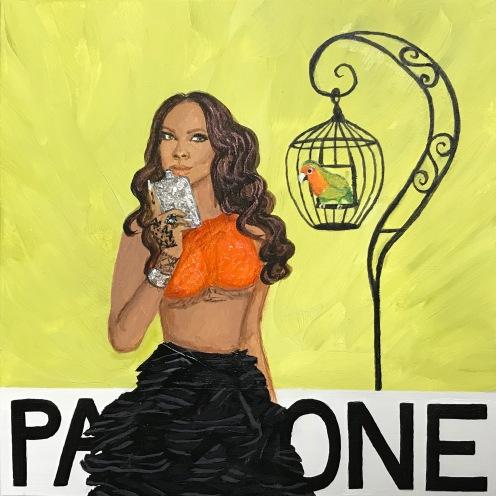 Rihanna, Pantone
