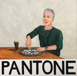 Anthony Bourdain, Pantone