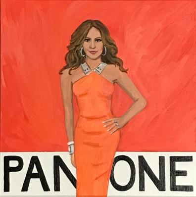 Pantone, Living Coral, JLo, Jennifer Lopez