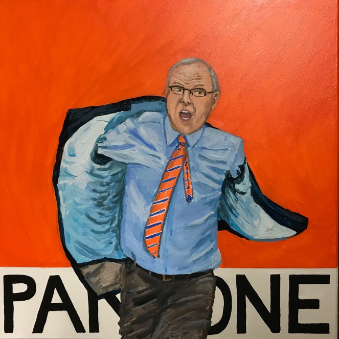 Jim Boeheim, Syracuse Basketball, Pantone