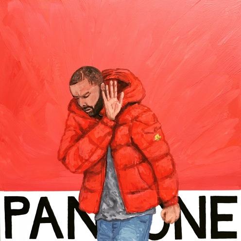 Drake, Pantone