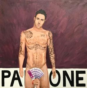 Adam Levine, Maroon 5, Pantone