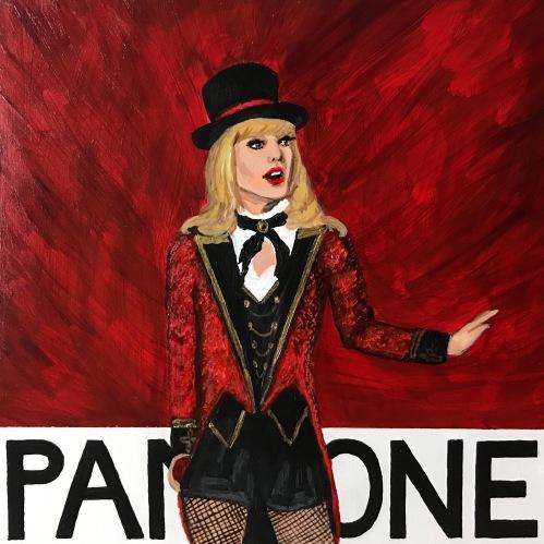 Taylor Swift, Pantone