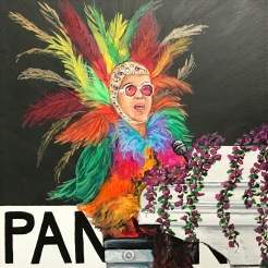 Elton John. Pantone, Crocodile Rock