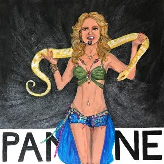 Britney Spears, Pantone