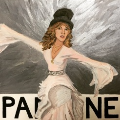 Stevie Nicks, Fleetwood Mac, Pantone