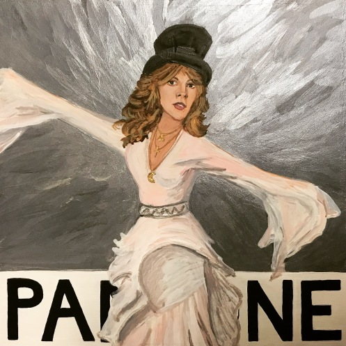 Stevie Nicks, Fleetwood Mac, Pantone