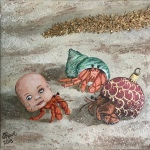 Hermit Crabs, Pollution