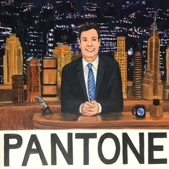 Pantone 19-3924 Night Sky (Jimmy Fallon)