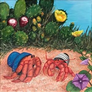 Hermit Crabs - Pollution