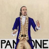 Pantone 11-0507 Winter's Ball White, Lin-Manuel Miranda
