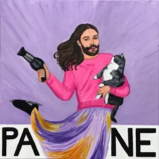 Pantone 13-3406 Orchid Ice, Jonathan Van Ness, Queer Eye
