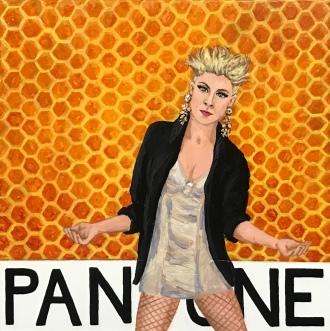 Pantone 16-0946 Honey, Robyn