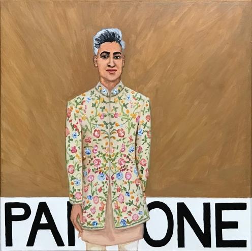 Pantone 16-1334 Tan, Tan France, Queer Eye