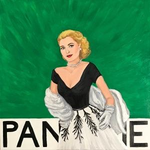 Pantone 16-6138 Kelly Green, Grace Kelly, Princess Grace, Rear Window