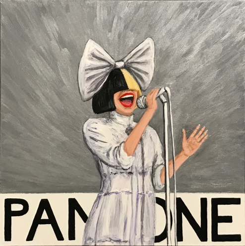 Pantone 17-4014 Titanium, Sia