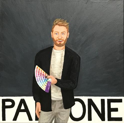 Pantone 19-5004 Urban Chic, Bobby Berk, Queer Eye