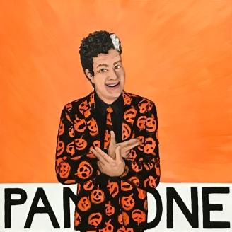 Pantone 14-1139 Pumpkin, Tom Hanks, David S Pumpkins, SNL